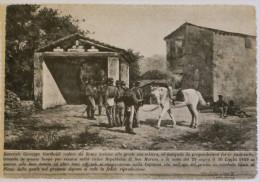 Generale Giuseppe Garibaldi-Cima Al Piano - Personaggi