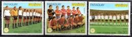 PARAGUAY  PA  903/05  * *  ( Cote 7.50e ) Cup 1982  Football  Soccer Fussball - Coupe Du Monde