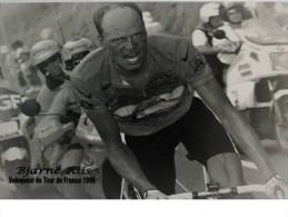 Cyclisme - Bjarn RIIS - Signé - Dédicace - Hand Signed - Autographe Authentique  - - Cyclisme