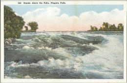 5pk606: 260 Rapide Above The Falls, Niagara Falls - St Louis – Missouri