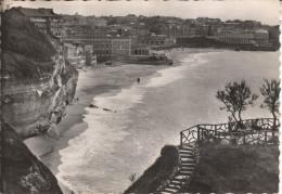 64A042 CPSM GF 64 - BIARRITZ   VUE GENERALE PRISE DU PHARE  1947 - Biarritz