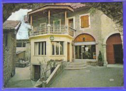 "Carte Postale Italie  Tenno  Ristorente Bar ""Castello""   Trés Beau Plan - Italien"