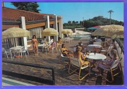 Carte Postale Italie Manerba Del Garda Hotel Belevedere   Trés Beau Plan - Italien