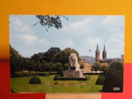 Lahr - Le Lion - Allemagne - Non Circulé - Lahr