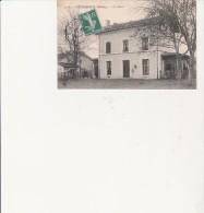 VENISSIEUX - CARTE POSTALE -VENISSIEUX -RHONE - LA GARE - 1908 - Vénissieux