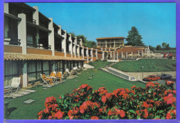Carte Postale Italie Manerba Del Garda  Hotel Belvedere   Trés Beau Plan - Italien