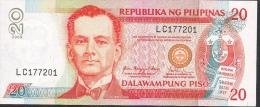 PHILIPPINES  P182i   20  PISO   2009    UNC. - Philippines