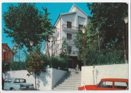 CARPEGNA PESARO URBINO HOTEL ALBERGO IL POGGIO F/G  VIAGGIATA ANNI '60 - Other Cities