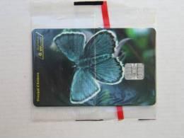 N°62. Papillon Bleu. Neuf Sous Blister. - Andorra