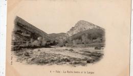 VOIX LA ROCHE AMERE ET LE LARGUE (CARTE PRECURSEUR) - France