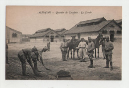 CAVALERIE - ALENCON - Quartier De Cavalerie - La Corvée - Guerre 14-18 - 1914-18