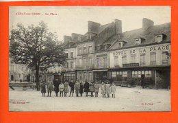 14 AUNAY Sur ODON : La Place - Autres Communes