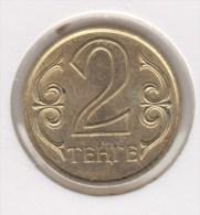 @Y@     Kazakstan 2 Tenge  2005   (2916)  Unc - Kazakhstan