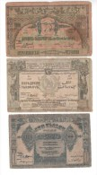 Azerbaijan // 10000 50000 100000 Rubles - Azerbaïjan