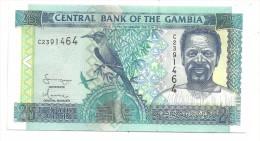 Gambia 25 Dalasis 2001 UNC - Gambia