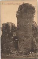 I3827 Comines Avant Guerre - Les Ruines Du Chateau - Castello Schloss Castle Castillo / Viaggiata - France
