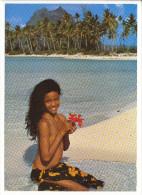 PK-CP Bora Bora, Young Girl, Gebraucht, Siehe Bilder!*) - Ansichtskarten