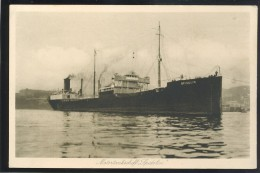 SHIP SHIFFE SPIDOLIN OLD POSTCARD #183 - Steamers