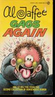 DC2) ALL JAFFEE GAGS AGAIN HUMOR IN INGLESE BARZELLETTE - 140 PAGINE CIRCA IN BUONE CONDIZIONI SENZA SCRITTE O SEGNI - C - Libri, Riviste, Fumetti