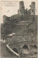 I3833 Domeyrat - Ruines D'un Chateau Gothique - Castello Schloss Castle Castillo / Non Viaggiata - France