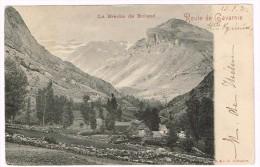 I3838 Route De Gavarnie - La Breche De Roland / Viaggiata 1902 - Gavarnie