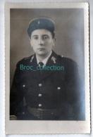 Photo D´un Militaire, Gendarme ? 8,6 X 13,4 Cm, Dos Vierge - Guerre, Militaire