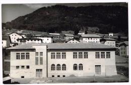 I3849 Capriana (Trento) - Nuovo Palazzo Scolastico - Scuola Materna Ed Elementare / Viaggiata 1957 - Autres Villes