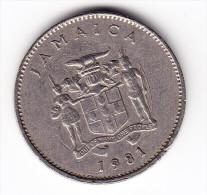 1981 Jamaica 10  Cent Coin - Jamaica