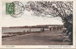 5pk680: TALINN,  Raade Rannapromenaad Kadriorus : N°99 > Anvers  Belgique  1930 - Estonie