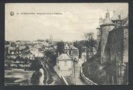 0. CPA - ECAUSSINNES - ECAUSSINES - Panorama Avec Le Château  // - Ecaussinnes