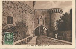 5pk683: TALLINN. Ranna Värav + N° 99 : TALLIN 23 -IV.30 D EESTI > Anvers Belgique 1930 - Estonie