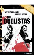 CINEMA DVD - U.K. 1977 - THE DUELLISTS - LOS DUELISTAS  - KEITH CARRADINE - HARVEY KEITEL - DIR RIDLEY SCOTT -PARAMOUNT - History