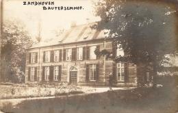 Zandhoven : Bautersemhof ( Fotokaart ) - Zandhoven