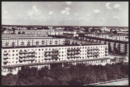 VITEBSK, BELARUS (USSR, 1972). APARTMENT BUILDINGS IN PRAVDY STREET, Aerial View. Original Photo Postcard, Unused - Belarus