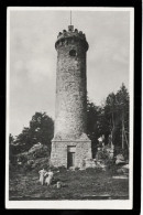 [008] Leonfelden, Aussichtswarte Am Sternberg, ~1930, Bez. Urfahr-Umgebung - Unclassified