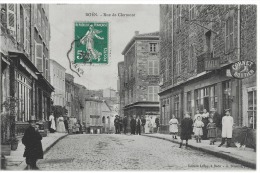 BOEN (LOIRE) - RUE DE CLERMONT - Francia