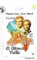 CINEMA DVD - U.K. 1970 - THE LAST VALLEY - EL ULTIMO VALLE - MICHAEL CAINE -OMAR SHARIF - FLORINDA BOLKAN -NIGEL DAVENPO - History