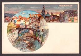 IT135) San Remo - Undivided Back - San Remo