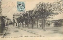 ERMONT RUE DE LA STATION PLACE DU MARCHE 95 - Ermont