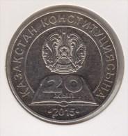@Y@     Kazachstan  50 Tenge  2015  Unc  (2928) - Kazakhstan
