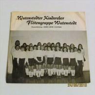 45T WATENSTEDTER KINDERCHOR - Vinyl Records