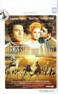 CINEMA DVD - U.K. 1955 - STORM OVER THE NILE - TEMPESTAD SOBRE EL NILO - LAWRENCE HARVEY - MARY URE -ANTONY STEEL - DIR - History