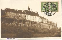 5pk625:  TALLINN Photocard  + 2x N° 98 : TALLINN  * EESTI * 14 IV  30 > Anvers Belgique 1930 - Estonie