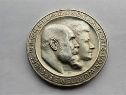 German Empire, Württemberg. Wilhelm II, 3 Mark 1911 - [ 2] 1871-1918 : Empire Allemand