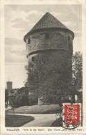 """5pk627:  TALLINN  """" Kik In De Kök"""" Der Turm """"+ N° 100 : TALLINN  * EESTI * 24 VIII  30 > Anvers Belgique 1930 - Estonie"""
