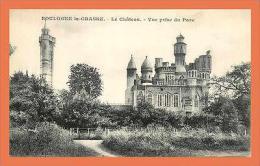 A479 / 051  60 BOULOGNE LA GRASSE Château Vue Prise Du Parc - Francia