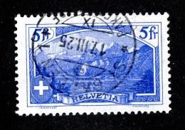 9620  Swiss 1914  Michel #122  ( Cat. 3.50€ ) - Gebraucht