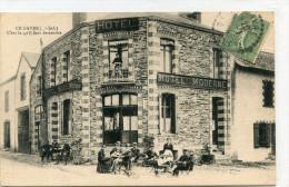 LE GAVRE(LOIRE ATLANTIQUE) HOTEL MODERNE - Le Gavre