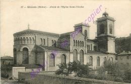 69. GIVORS . Abside De L'église Saint Nicolas . - Givors