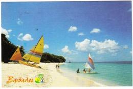 Seychelles - Anse Patate, La Digue  ( R2  'Flower' 1991  STAMP/TIMBRE ) - Seychellen